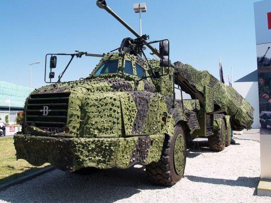 FH77BW L52 Archer