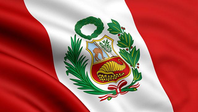 Флаг Перу.