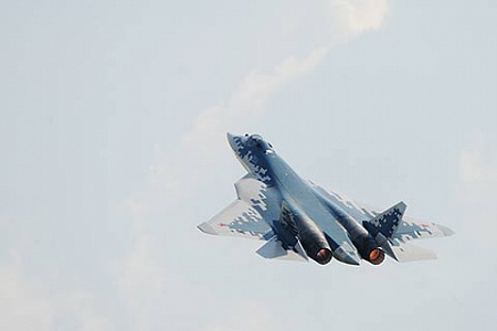 Су-57 проходят завершающую стадию испытаний