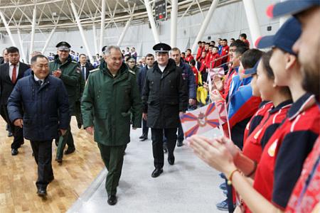 Фото пресс-службы МО РФ