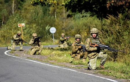 Фото со страницы министерства обороны Украины во Flickr