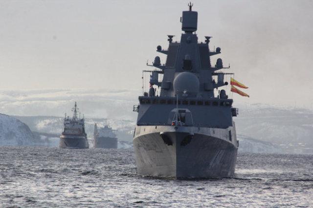 """Фрегат """"Адмирал Горшков"""""""