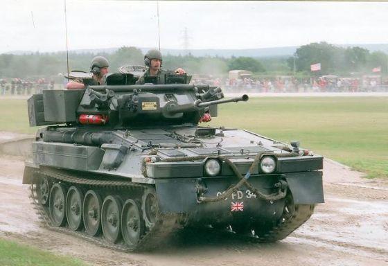 БРМ FV107 CVR(T)