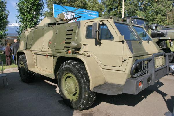 """ГАЗ-39371 """"Водник"""""""