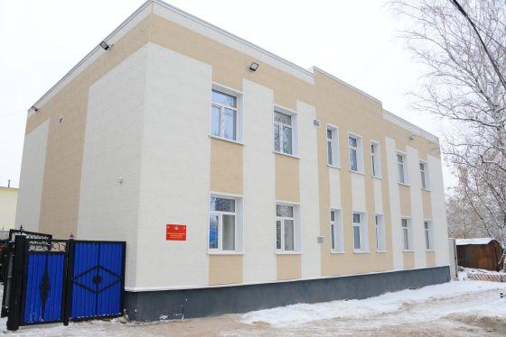 Здания Регионального управления военной полиции
