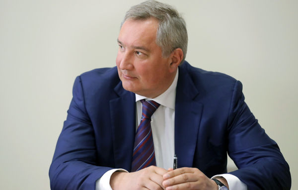 Гендиректор Роскосмоса Дмитрий Рогозин