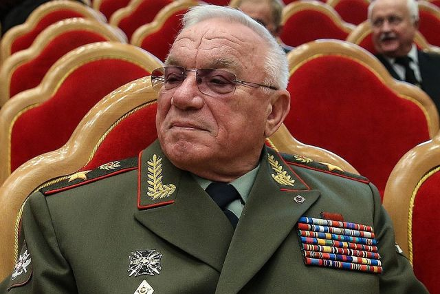 Генерал армии Анатолий Куликов