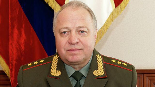 Генерал-полковник Виктор Стригунов