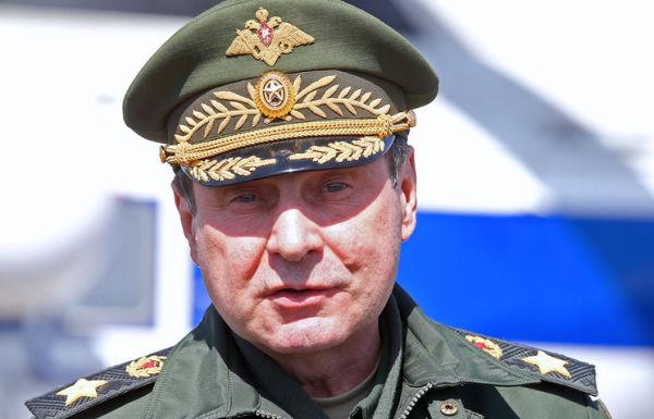 Генерал армии Дмитрий Булгаков