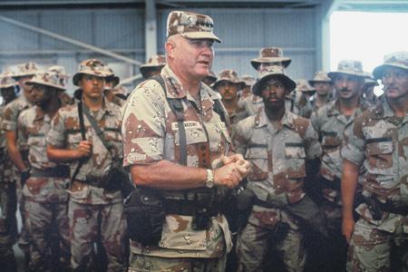 Генерал Норман Шварцкопф