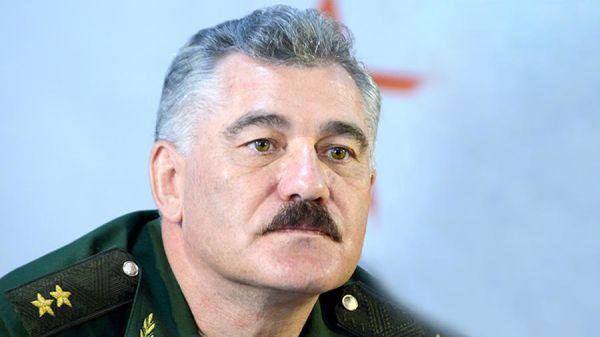 Генерал-лейтенант Александр Леонов