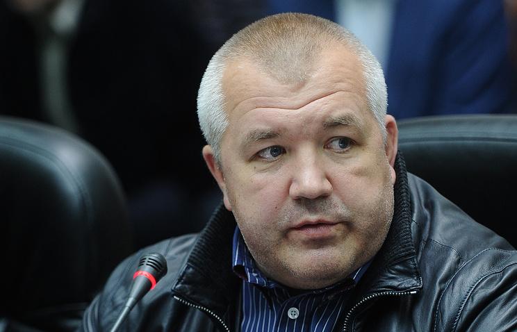 Генеральный директор Центрального научно-исследовательского института точного машиностроения Дмитрий Семизоров.