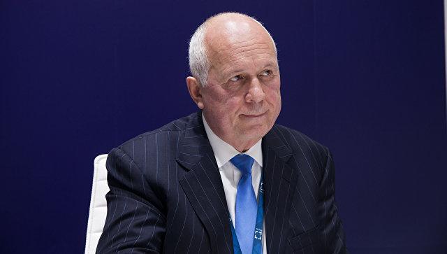 Генеральный директор государственной корпорации Ростех Сергей Чемезов. Архивное фото.