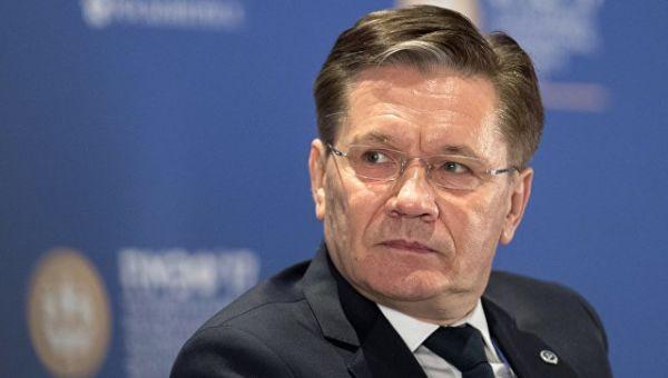 Генеральный директор корпорации Росатом Алексей Лихачев . Архивное фото