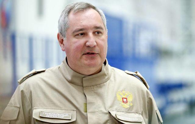"""Генеральный директор """"Роскосмоса"""" Дмитрий Рогозин"""
