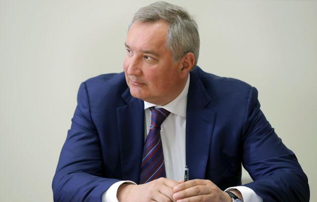 Генеральный директор Роскосмоса Дмитрий Рогозин