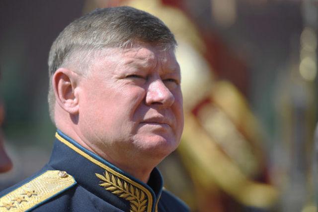 Генерал-полковник Андрей Сердюков.