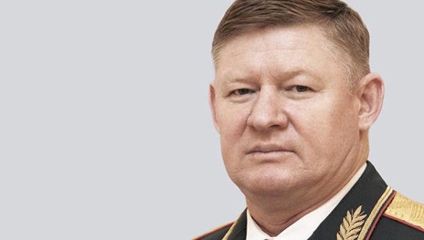 Генерал-полковник Андрей Сердюков. Архивное фото