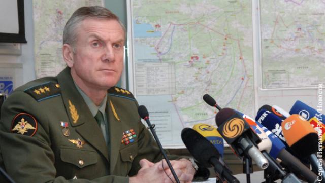 Генерал-полковник Ноговицын стал одним из символов правды о войне 08.08.08