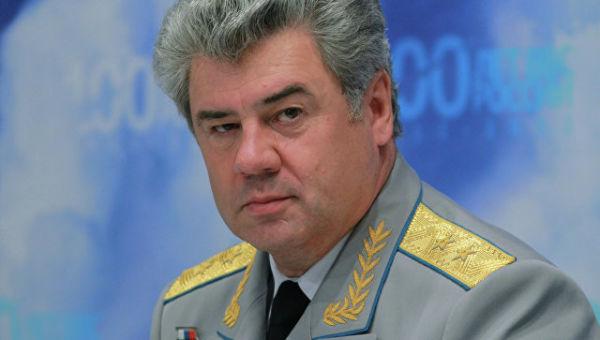 Генерал-полковник Виктор Бондарев. Архивное фото