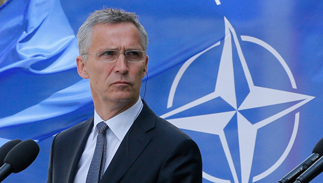 Генсек НАТО Йенс Столтенберг. Архивное фото - Галерея - ВПК.name