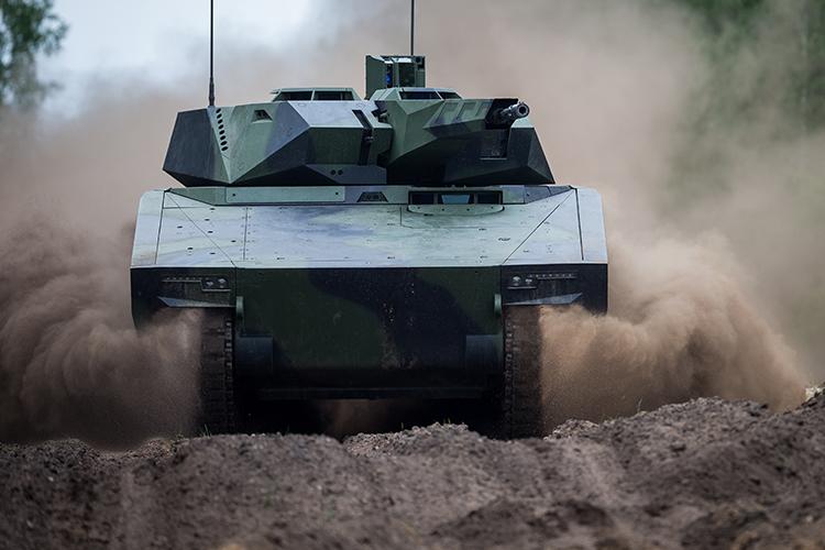 Германская БМП Lynx KF41.