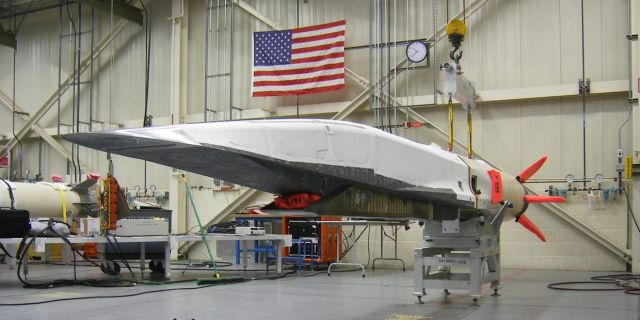 Гиперзвуковая КР Boeing X-51