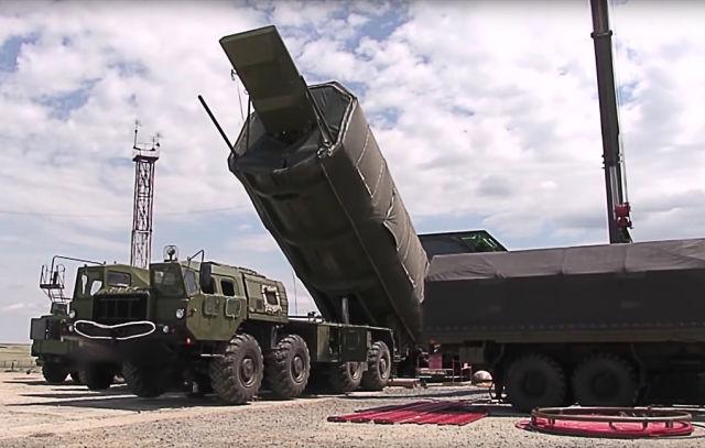"""Гиперзвуковой ракетный комплекс """"Авангард"""" во время испытаний"""