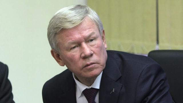 Глава Федерального космического агентства Анатолий Перминов