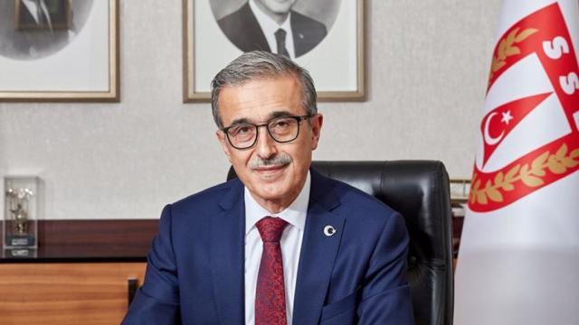 Глава Управления оборонной промышленности Турции Исмаил Демир