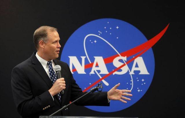 Глава NASA Джеймс Брайденстайн