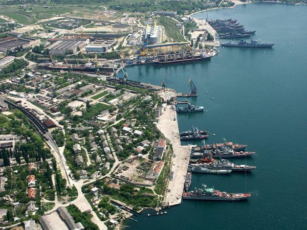 Главная база Черноморского флота