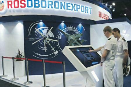 Госпосредник стал одним из главных инвесторов высокотехнологичных отраслей ОПК. Фото РИА Новости