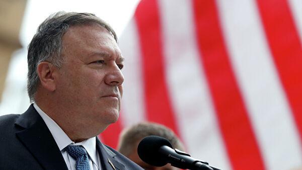 Помпео обещал ужесточение санкций против Ирана