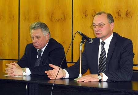 Генеральный директор ОАО «РАТЕП» Владимир Байбако о перспективах и планах предприятия на 2012 год.