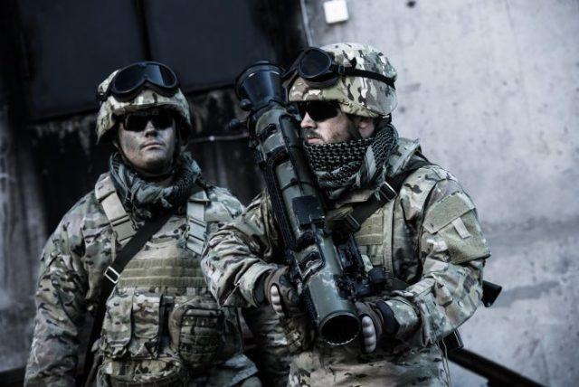 Гранатомёт Carl Gustaf M4