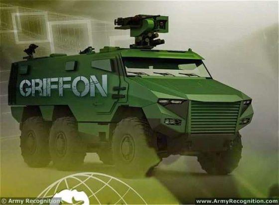 Машина GRIFFON