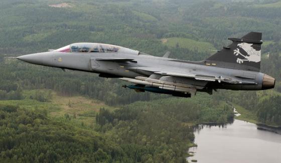 Saab JAS-39 Gripen NG