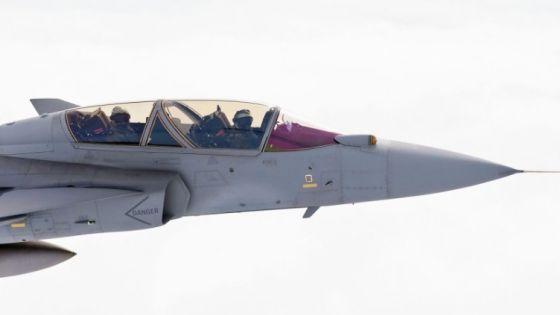 Самолет Gripen NG