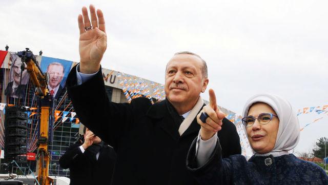 Эрдоган Реджеп