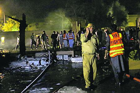 Группировки пакистанских талибов стали адептами идеи глобального джихада. Фото Reuters