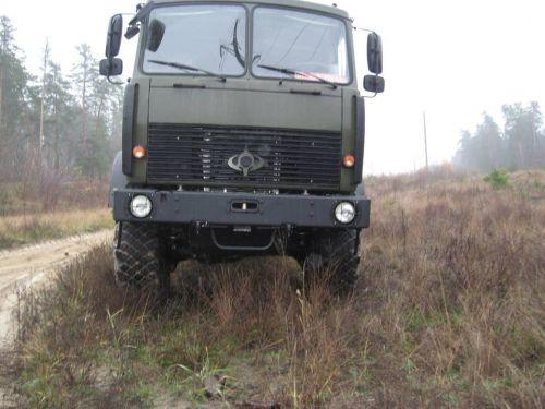Грузовой автомобиль «Богдан (МАЗ) 63172» с китайским двигателем WeichalPower, предлагаемый Черкасским заводом ДП «АСЗ №2» АО «АК «Богдан Моторс» для вооруженных сил Украины.