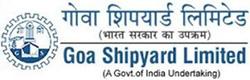 Логотип судостроительной компании Goa Shipyard Limited - GSL