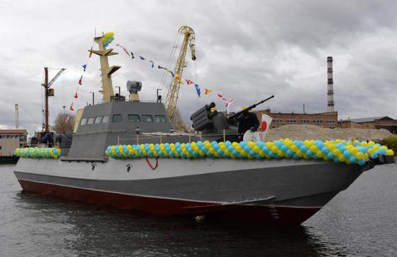 Катер БК-01 проекта 58150 «Гюрза-М»