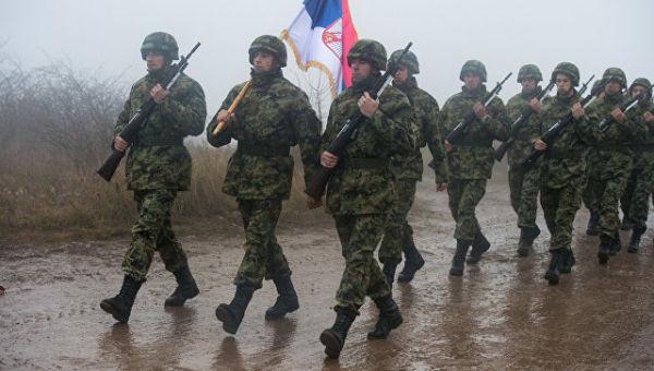 Гвардия Сербии