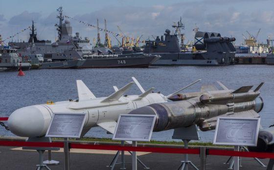 Ракеты Х-31ПД и Х-31АД