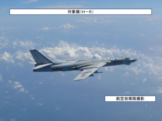 Китайский бомбардировщик Н-6