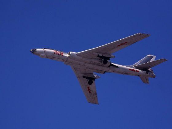 Бомбардировщик H-6