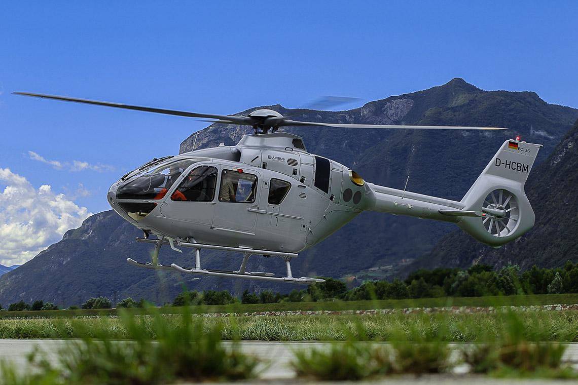 Вертолет Airbus Helicopters H135.