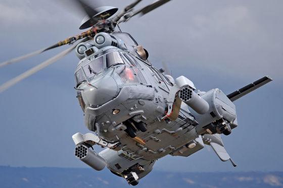Вертолет Airbus Helicopters H225M